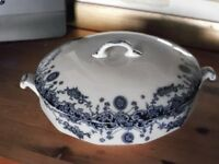 Savoy Empire Porcelain Tureen.