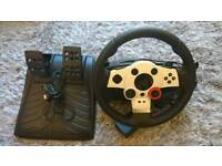 Ps3 logitech Driving Force gt