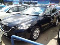Mazda 6 2.2d SE-L (SAT NAV)