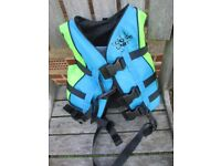 Child's adjustable Buoyancy Aid - Small