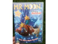 Mr Moon DVD