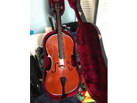 Stentor Full Size Cello for Sale.