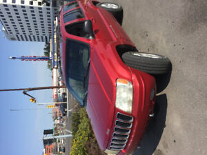2002 Jeep Cherokee Limited edition SUV, Crossover