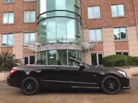 2011 Mercedes e350 cdi convertible auto diesel AMG 35k Hpi clear finance warranty part ex???