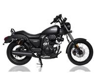 SINNIS 125cc HOODLUM CRUISER MOTORCYCLE BRAND NEW IN STOCK - LEARNER LEGAL