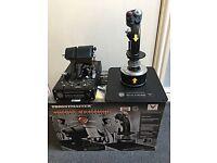 Thrustmaster HOTAS Warthog Joystick & Throttles