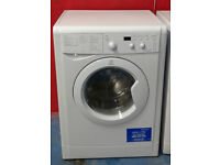 O578 white indesit 7kg&5kg 1200spin washer dryer comes with warranty can be delivered or collected