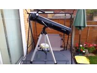 Telescope reflective