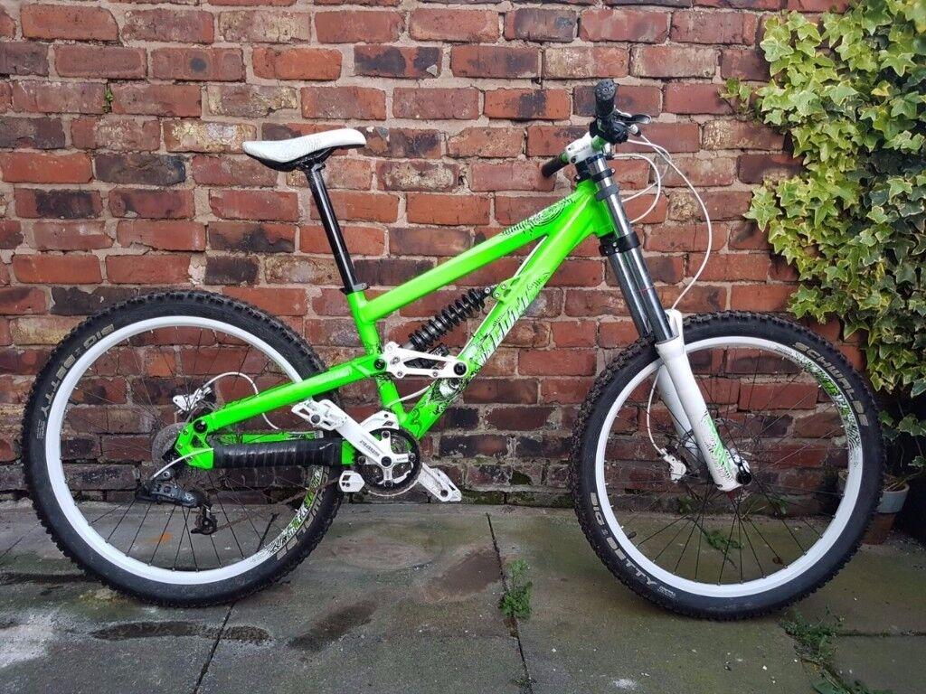 scott fr 20 downhill freeride bike for sale in whitefield manchester gumtree. Black Bedroom Furniture Sets. Home Design Ideas