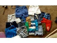 Boys shorts 12-18 months