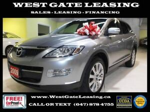 2009 Mazda CX-9 TOURING AWD | LEATHER | 7 PASSENGER |