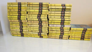 Nancy Drew hardcover book collection