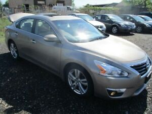 2013 Nissan Altima 3.5 SL SUNROOF! TAN LEATHER! NAVIGATION! P...