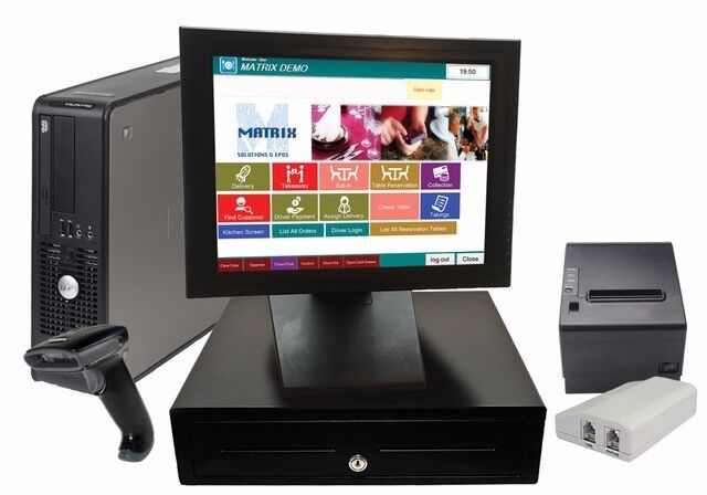 Hurrryyy Get Cheap and Reliable Fantastic Fast Epos Till Cash Register System ONLY From £399.00