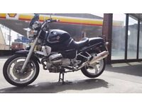 BMW R1100R 75th Annyiversary Edition Collectable Bike For Sale!!
