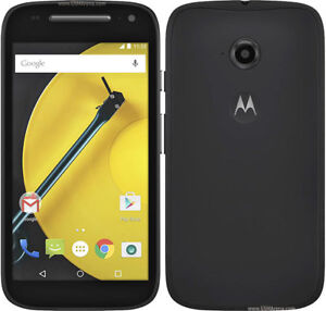 Like New Unlocked Moto E 2nd gen Android Smartphone w case