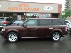 2009 Ford Flex SEL, 7 PASSENGER, LEATHER AWD