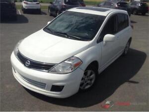 2011 Nissan Versa SL, TT EQUIPEE, SPORT, TOIT OUVRANT, ECO