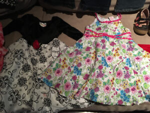 Huge bag of girls brand name clothing (size 3t - 4t)
