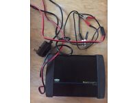 ring smart battery charger pro 824 very good condition