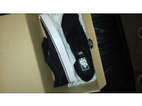 Size 8 black vans only worn once