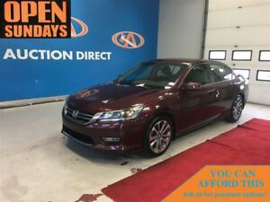 2013 Honda Accord SPORT! ALLOYS! FINANCE NOW!