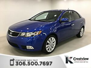 2012 Kia Forte SX | Leather | Sunroof