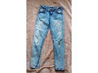 Jeans Denim H&M size 10