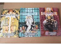 Complete Death Note Manga Collection (Vol.1 - 12)