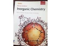 Inorganic Chemistry Fifth Edition Shriver & Atkins'