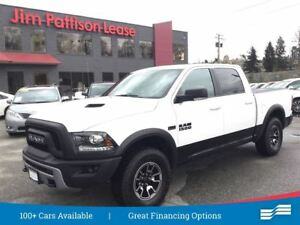 2016 Ram 1500 Rebel w/leather, nav, roof