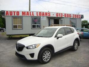 2013 Mazda CX-5 GX AWD ***PAY ONLY $69 WEEKLY OAC ***