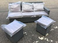 Rattan Garden Furniture Sets For Sale Gumtree