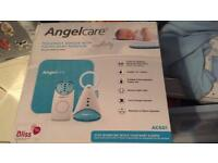 Angel care movement sensor and baby monitors