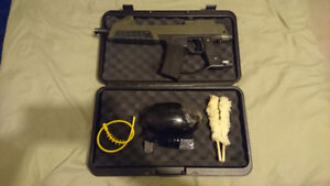 LARGE ASSORTMENT OF PAINTBALL GEAR