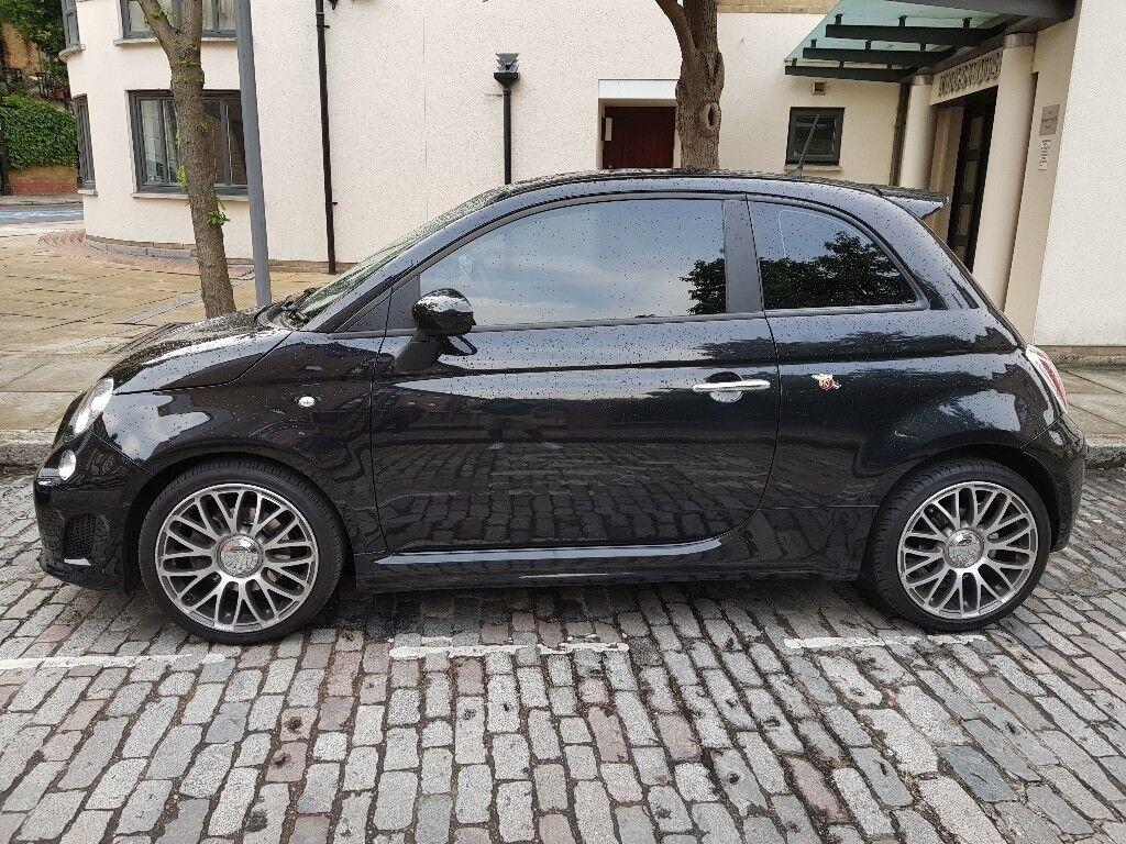 Fiat 500 abarth - automatic
