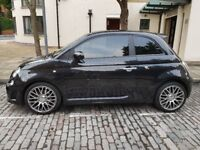 Fiat 500 abarth - automatic