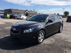 2014 Chevrolet Cruze 2LT/CARPROOF CLEAN/MANUAL/LEATHER/SUNROOF