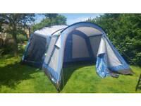 Kampa Bamburgh 6 (2014) tent