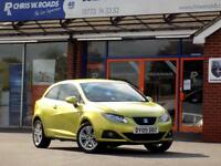 SEAT IBIZA 1.4 SE 3d 85 BHP * Had New Cambelt & Water Pum (yellow) 2009