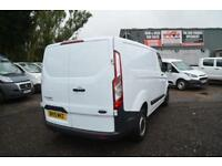 2015 FORD TRANSIT CUSTOM 2.2 TDCi 290 ECO-TECH L1 H1 Short Wheel Base Panel Van