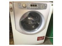 Hotpoint AQM8F49I Freestanding Aqualtis Washer Dryer