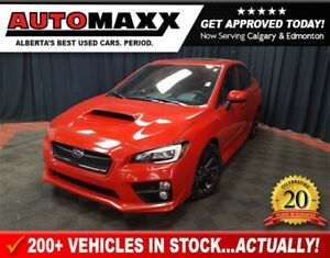 2015 Subaru WRX Sport-tech w/Leather/Nav/Sunroof!