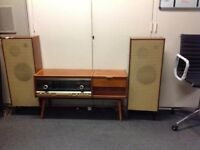 Antique Style 1960's Radiogram