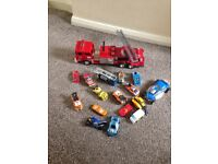 thomas toys and cars