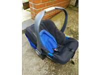Newborn mothercare car seat