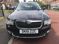 Skoda superb 2.0tdi dsg 2011 fully loaded full main dealer history