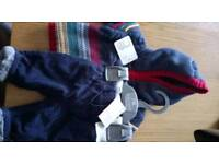 Mothercare baby boy outfit