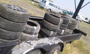 Tires pairs and sets