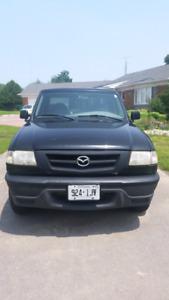 Mazda Pickup truck B3000  2001